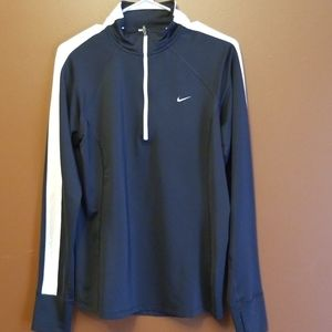Nike 1/4 Zip Dri-Fit Pullover